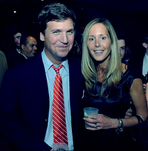 Who is Tucker Carlson Wife Susan Andrews? | Celebrity Spouse