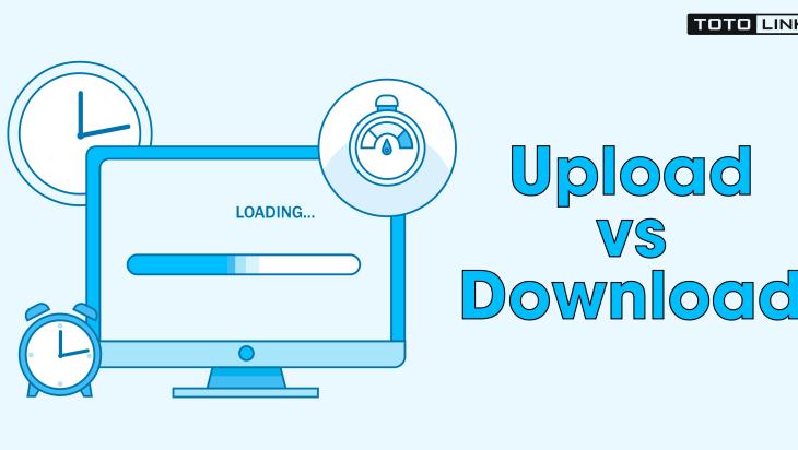 Tại Sao véc tơ vận tốc tức thời upload thường chậm hơn so với véc tơ vận tốc tức thời tải về? - ảnh minh hoạ