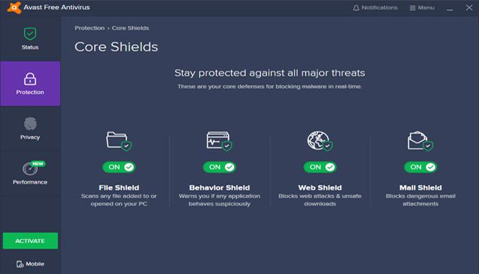 برنامج أفاست فري أنتي فيروس Avast Free Antivirus 2020