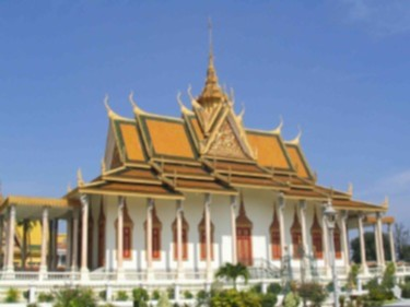 Royal Palace - Phnom Penh (picture from wikitravel site)