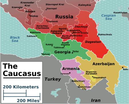 Pildiotsingu caucasus tulemus
