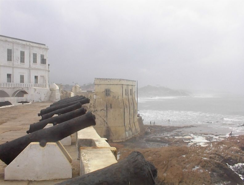 File:Cape Coast castle.jpg