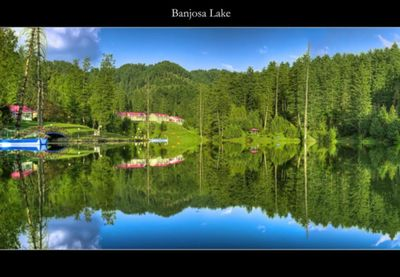 Rawalakot Banjosa Lake