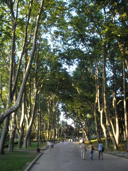 Gülhane Park, Image Credit: Gryffindor