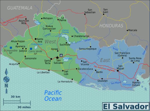El Salvador Wikitravel