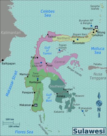 Sulawesi Wikitravel