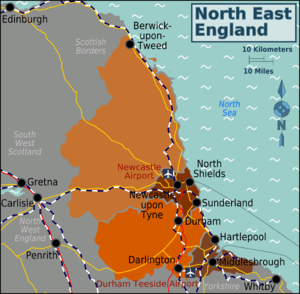 Noord Oost (Engeland) - Wikitravel on ↗️  id=49057