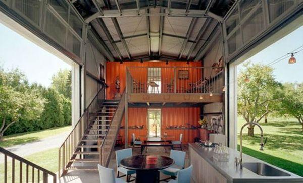 Дом из морских контейнеров: проекты, фото, как сделать ...