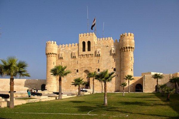 Форт Кайт-Бей в Александрии — подробная информация с фото