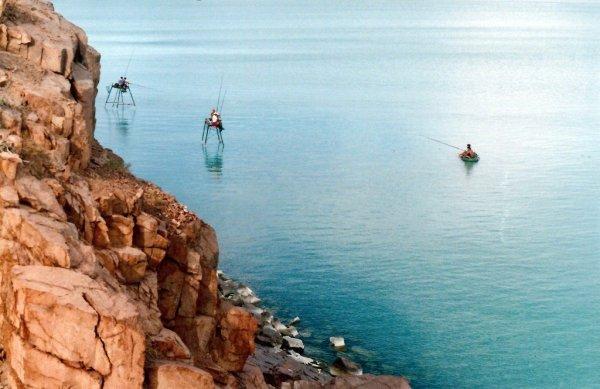 Фото озера Балхаш (27 фото)