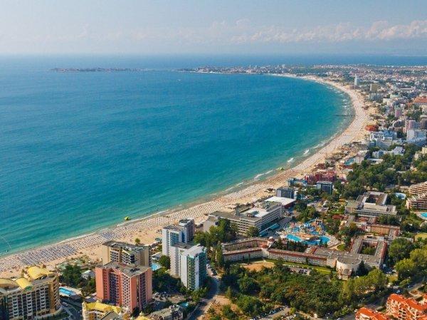 Солнечный берег, Болгария — подробная информация с фото
