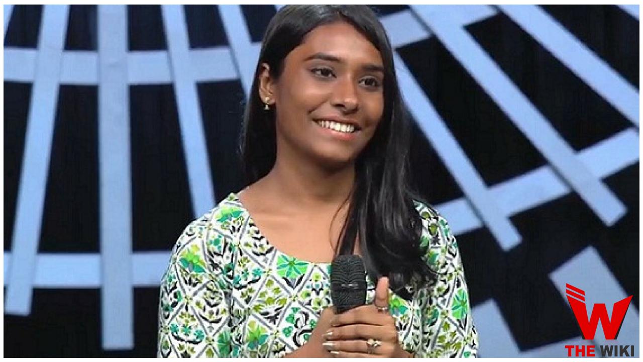 Krishnakali Saha (Indian Idol Season 10)