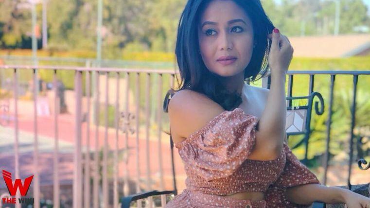 Neha Kakkar (Singer)