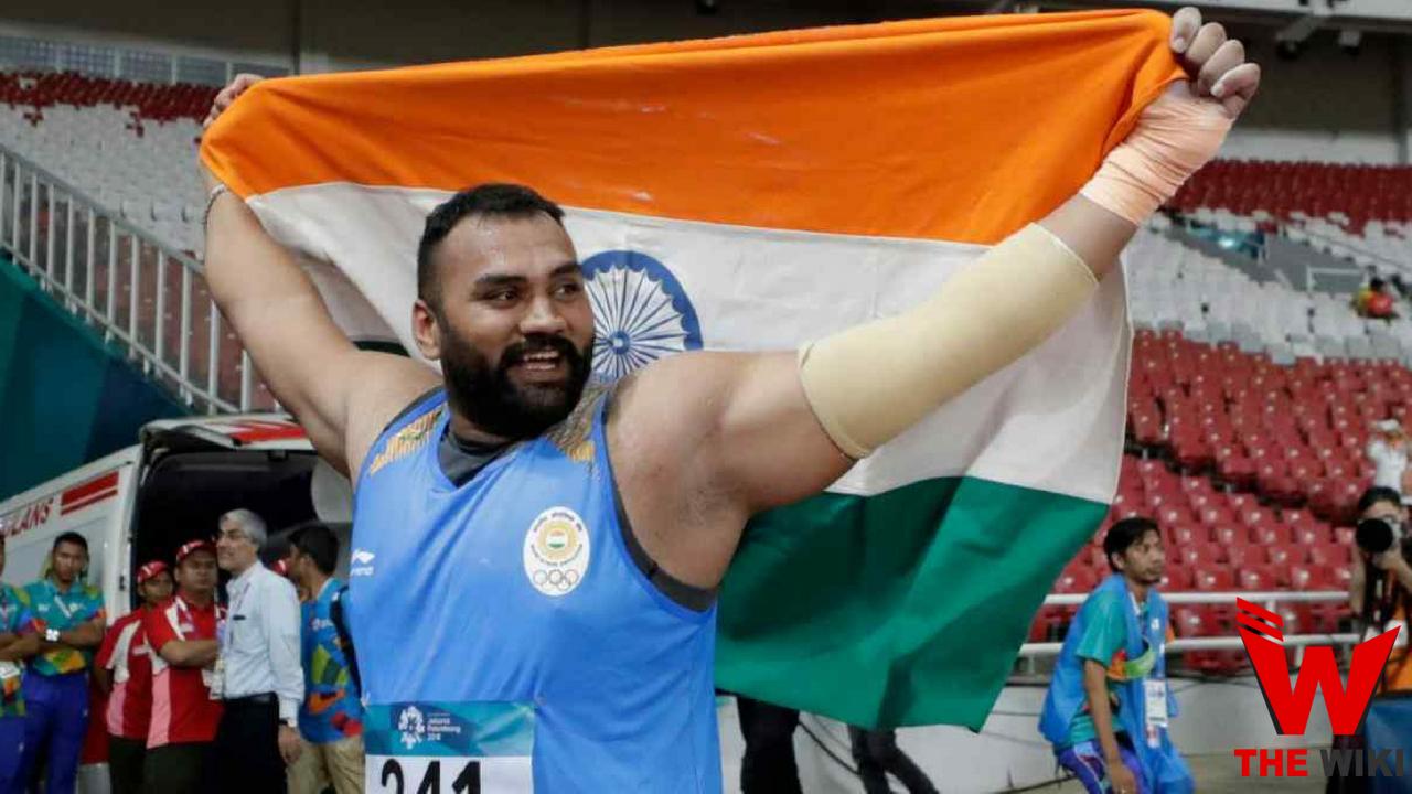 Tajinder Pal Singh Toor (Asian Games Gold Medalist)