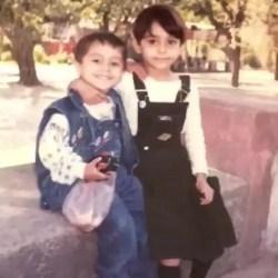 Harsh Beniwal childhood picture
