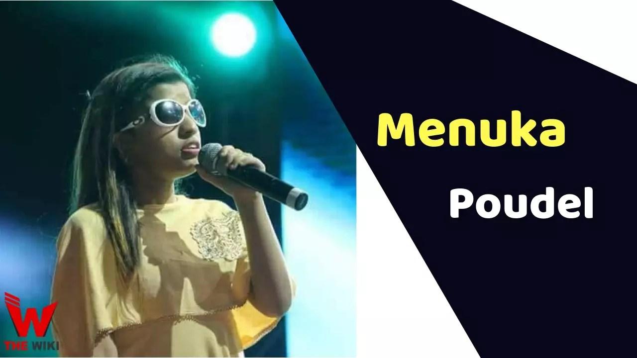 Menuka Poudel (Sa Re Ga Ma Pa)