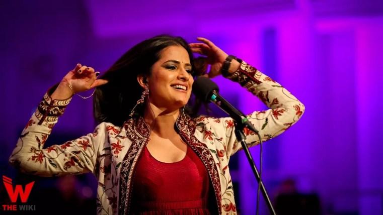 Sona Mahapatra (Singer)
