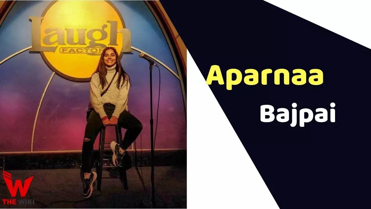 Aparnaa Bajpai (Actress)