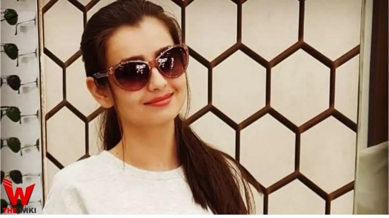 Chahat Pandey (Actress)