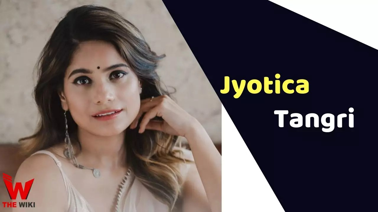 Jyotica Tangri (Singer)