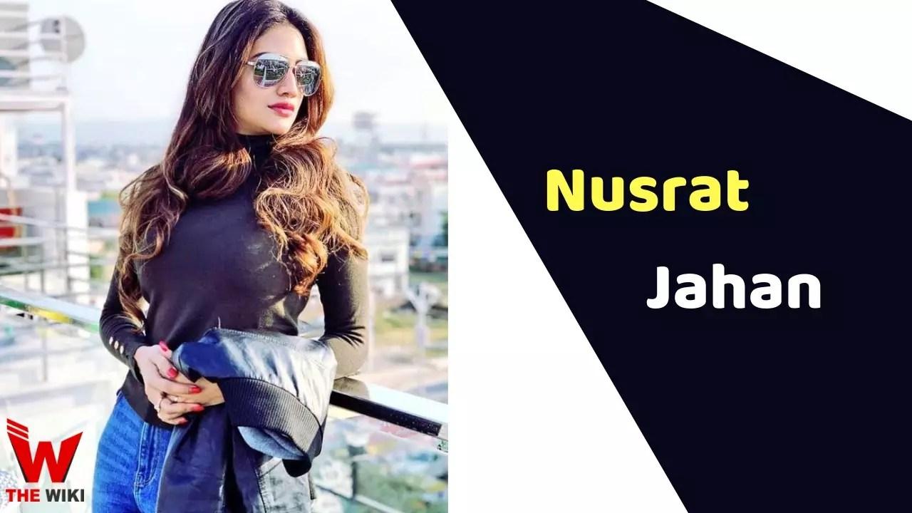 Nusrat Jahan (Actress)