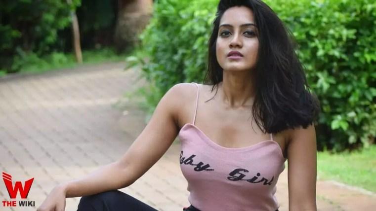 Amika Shail (Actress)