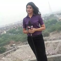 Rubika Liyaquat (News Anchor) First Job