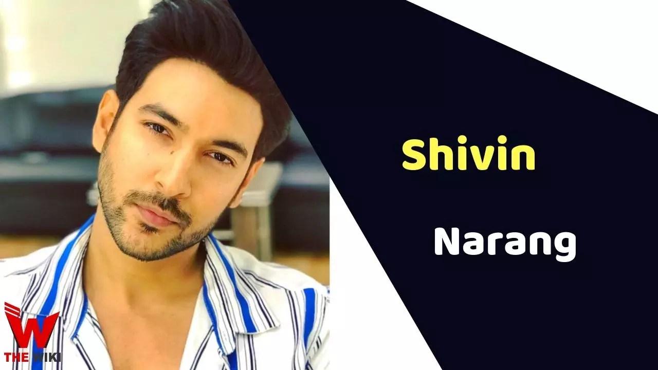 Shivin Narang Actor