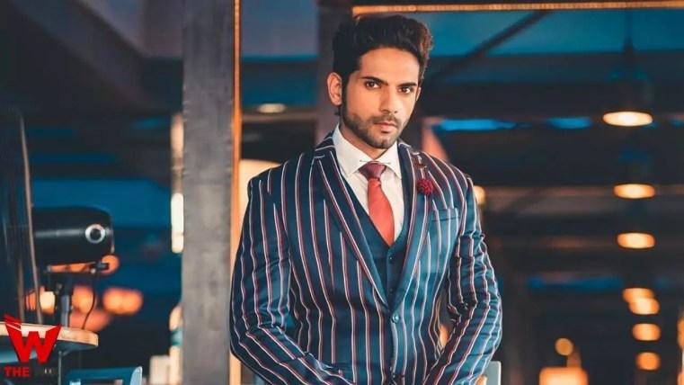 Ankit Bathla (Actor)