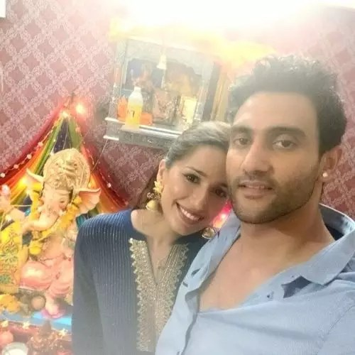 Ram Yashvardhan and Preetika Chimni