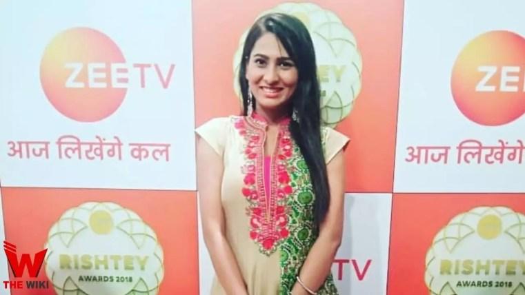 Rutpanna Aishwarya (Actress)