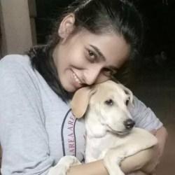 Rutpanna loves dog