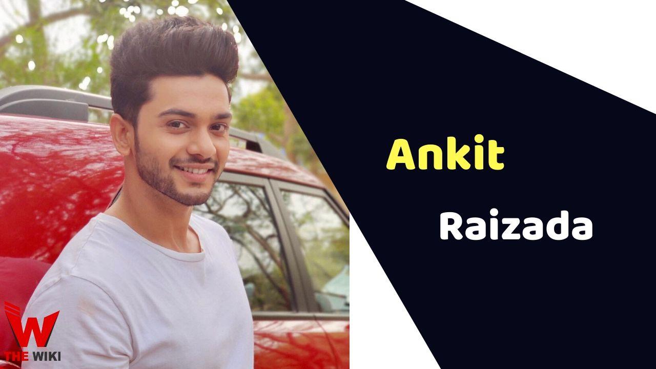 Ankit Raizada (Actor)