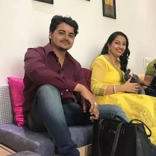 Mohit and Jyoti Sinha