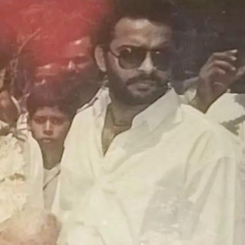Mohit Hiranandani Father