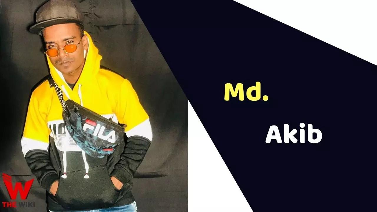 Md. Akib (India's Best Dancer)