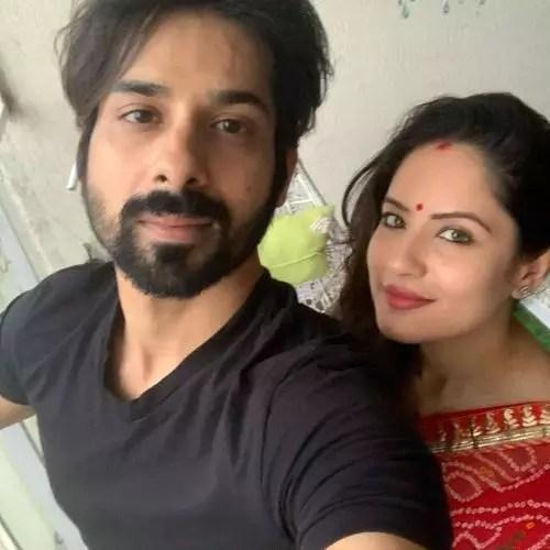 Kunal Verma and Puja Banerjee