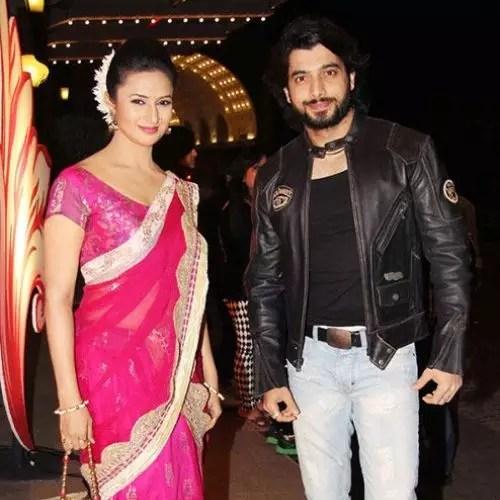 Sharad Malhotra and Divyanka Tripathi
