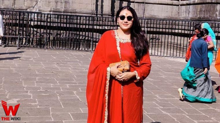 Hetal Yadav (Actress)