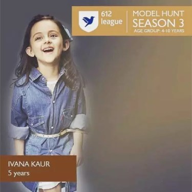 Ivana Kaur at Model Hunt Season 3