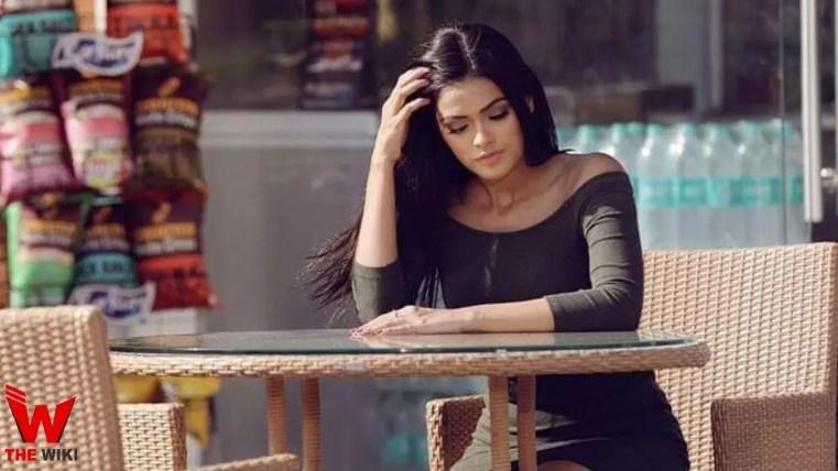 Sonyaa Ayodhya (Actress)