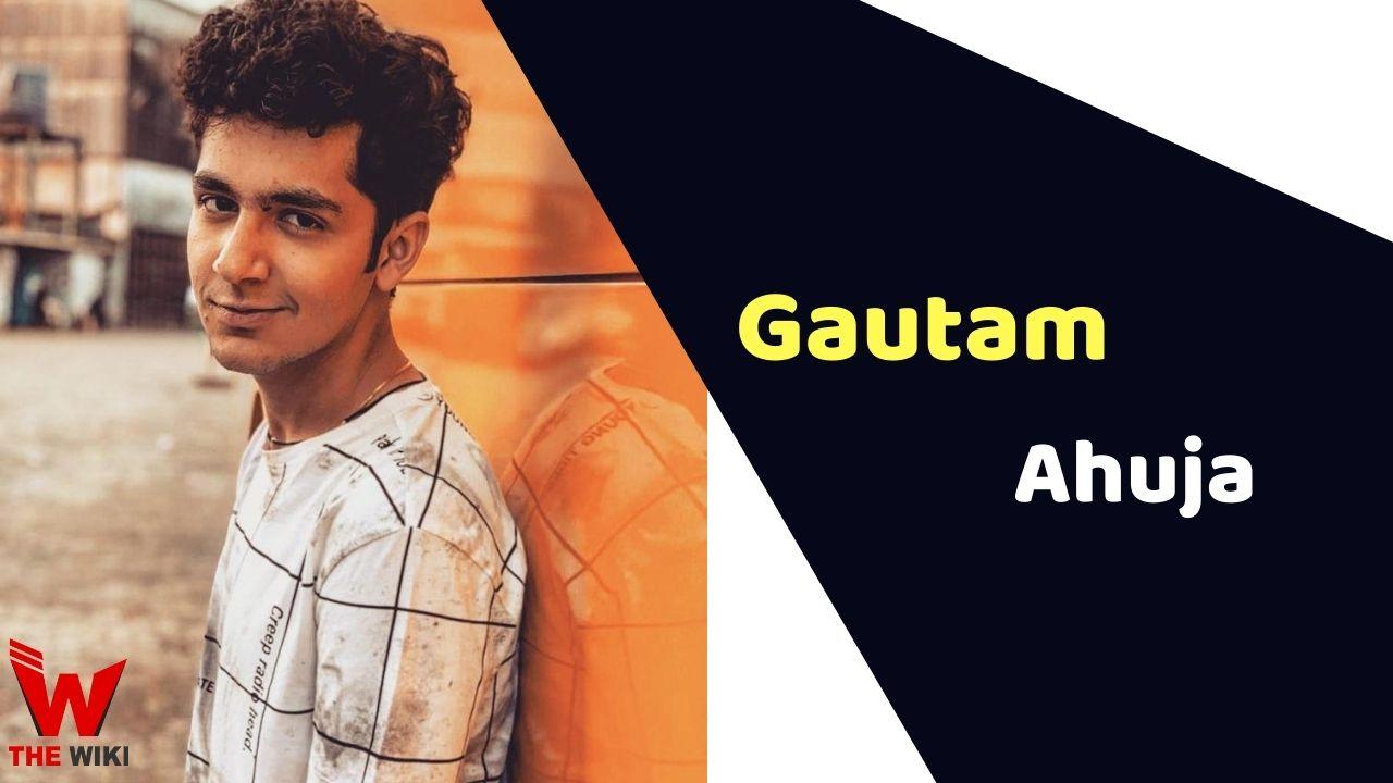 Gautam Ahuja (Actor)