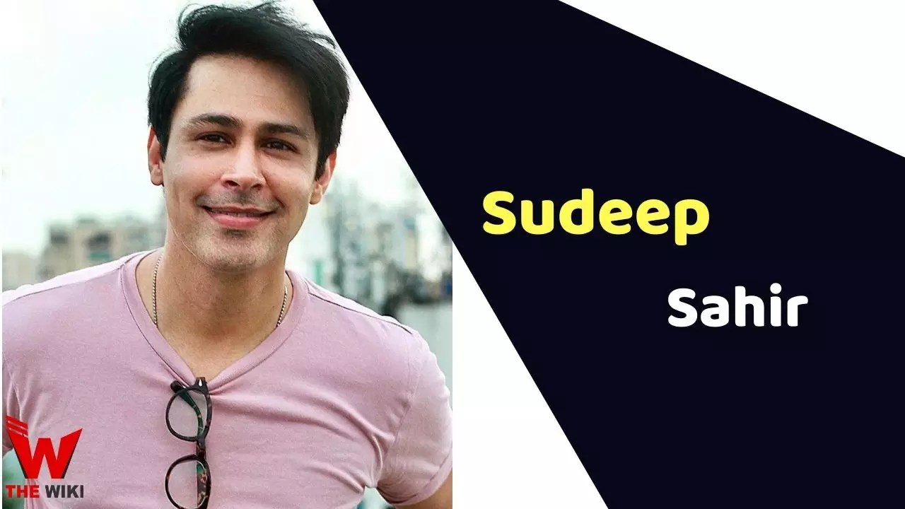 Sudeep Sahir (Actor)