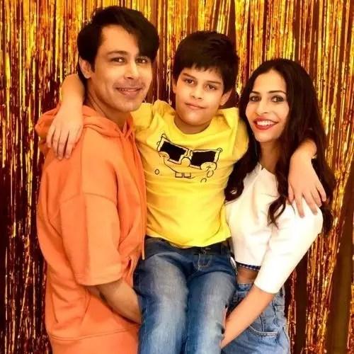 Sudeep Sahir Family