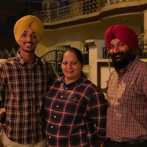Arshdeep Singh Parents