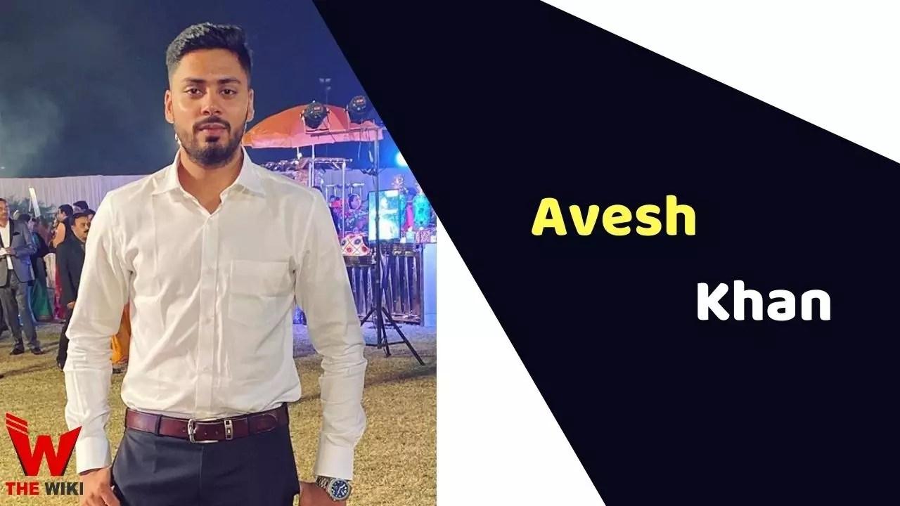 Avesh Khan (Cricketer)