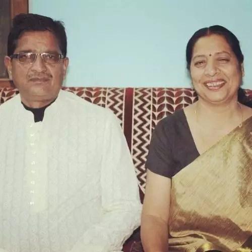 Pratibha Singh Parents
