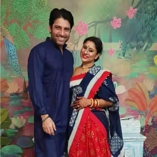 Shakti Anand and Sai Deodhar
