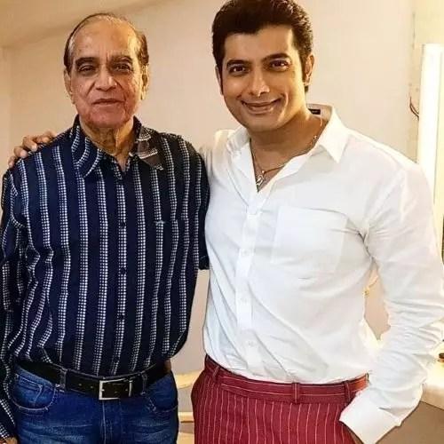 Sharad Malhotra Father