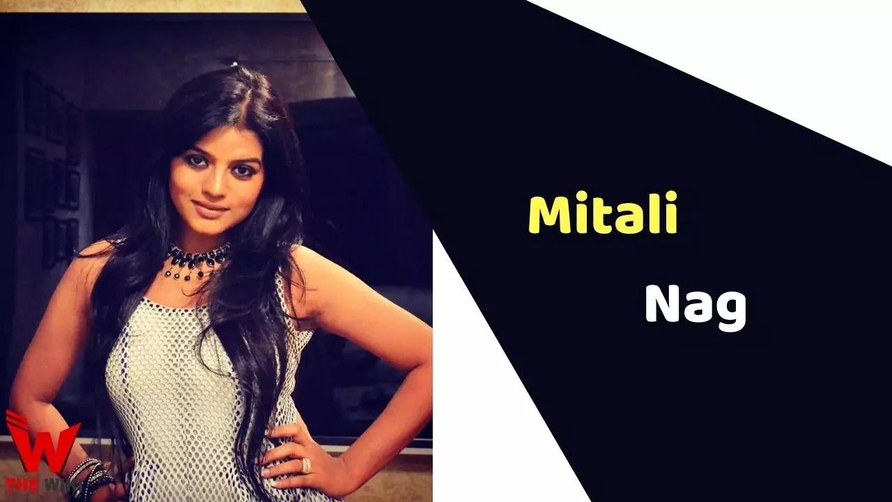 Mitali Nag (Actress)